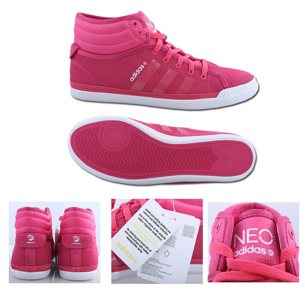 Pink Adidas Neo
