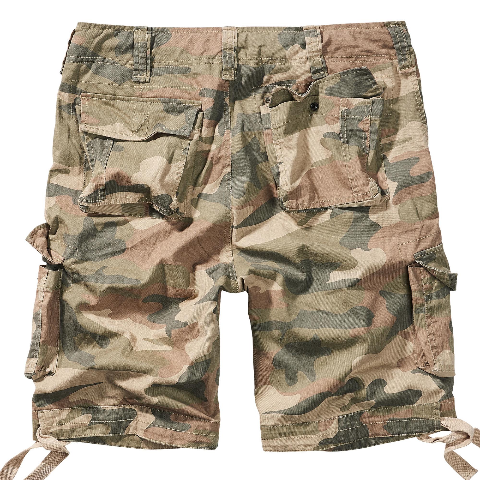 Brandit-Urban-Legend-Herren-Cargo-Shorts-Bermuda-Kurze-Hose-Short-US-Army Indexbild 16