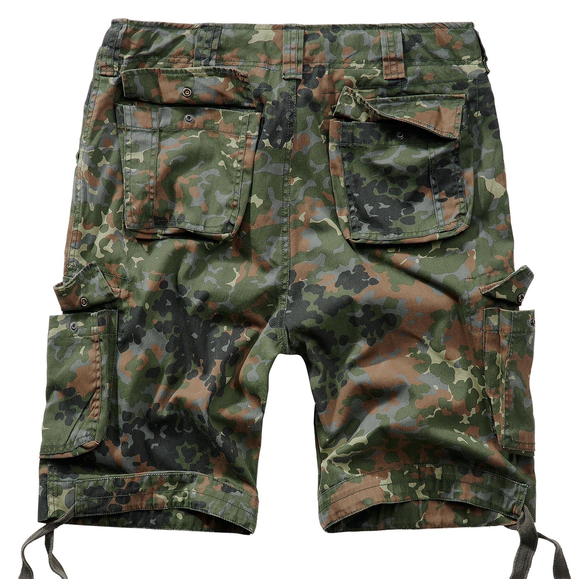 Brandit-Urban-Legend-Herren-Cargo-Shorts-Bermuda-Kurze-Hose-Short-US-Army Indexbild 14
