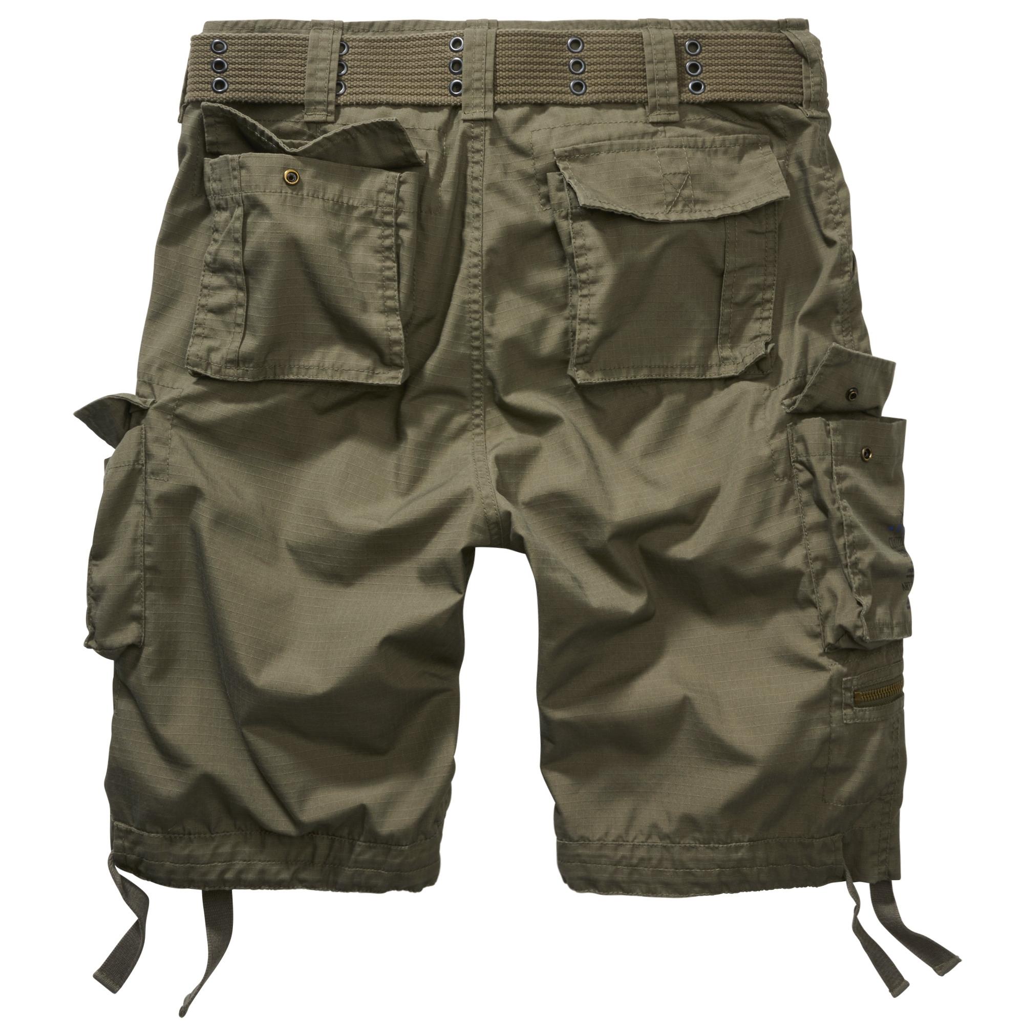 Brandit-Urban-Legend-Herren-Cargo-Shorts-Bermuda-Kurze-Hose-Short-US-Army Indexbild 8