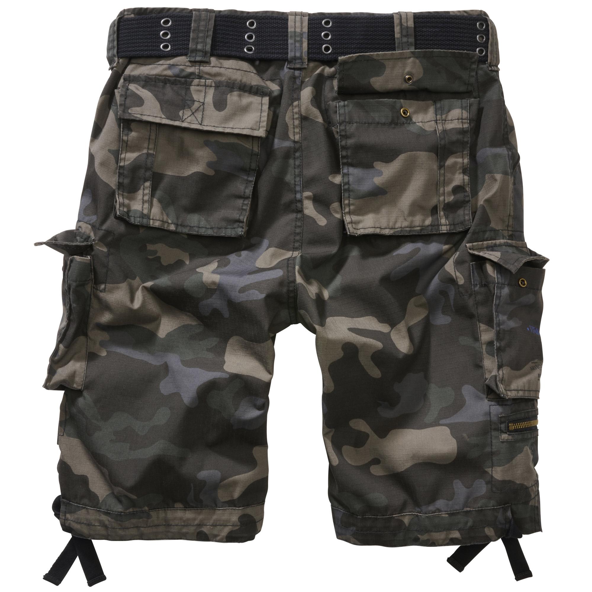 Brandit-Urban-Legend-Herren-Cargo-Shorts-Bermuda-Kurze-Hose-Short-US-Army Indexbild 12