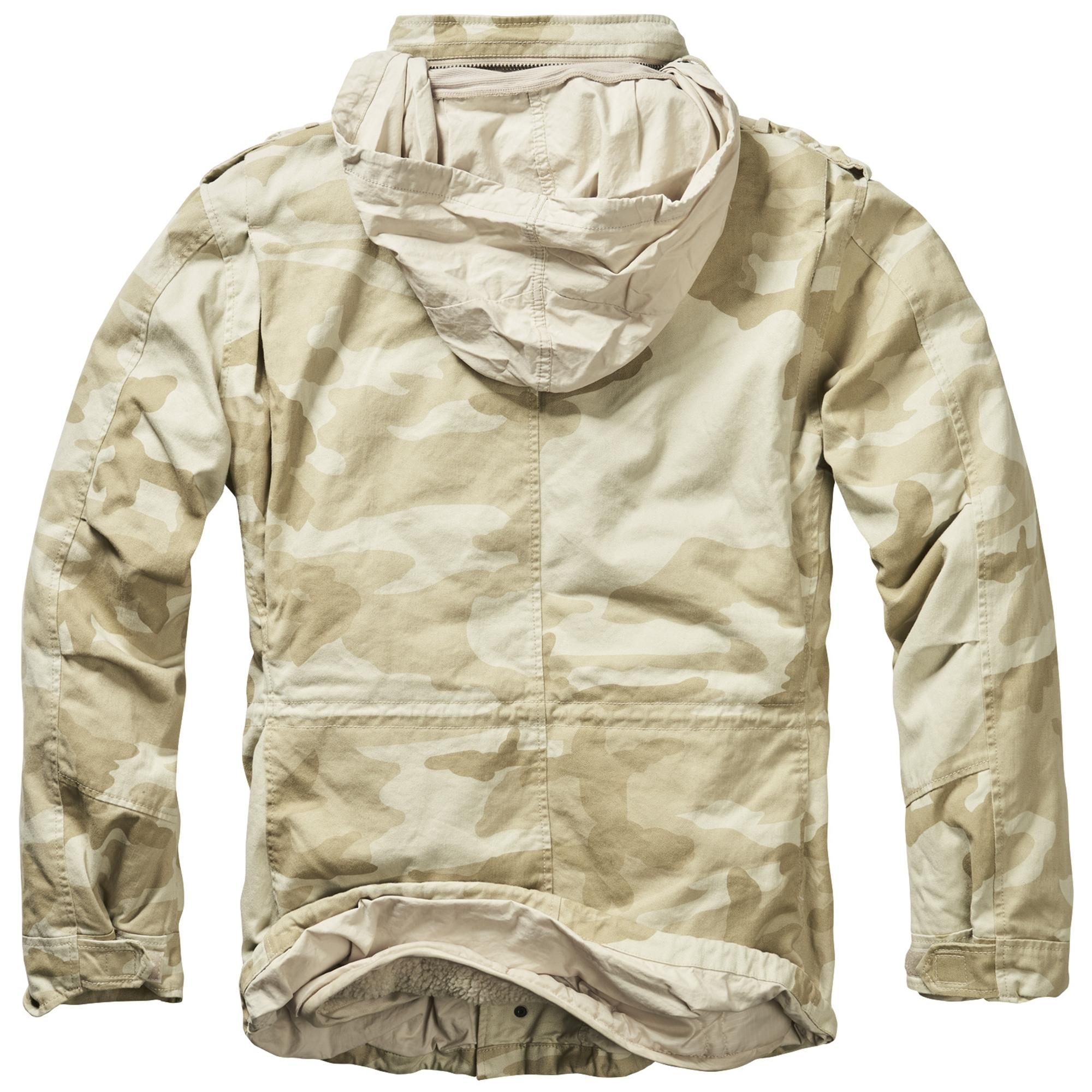 Brandit-M65-Giant-Herren-Jacke-Vintage-Feldjacke-Army-Outdoor-Parka-Futter-S-7XL Indexbild 23
