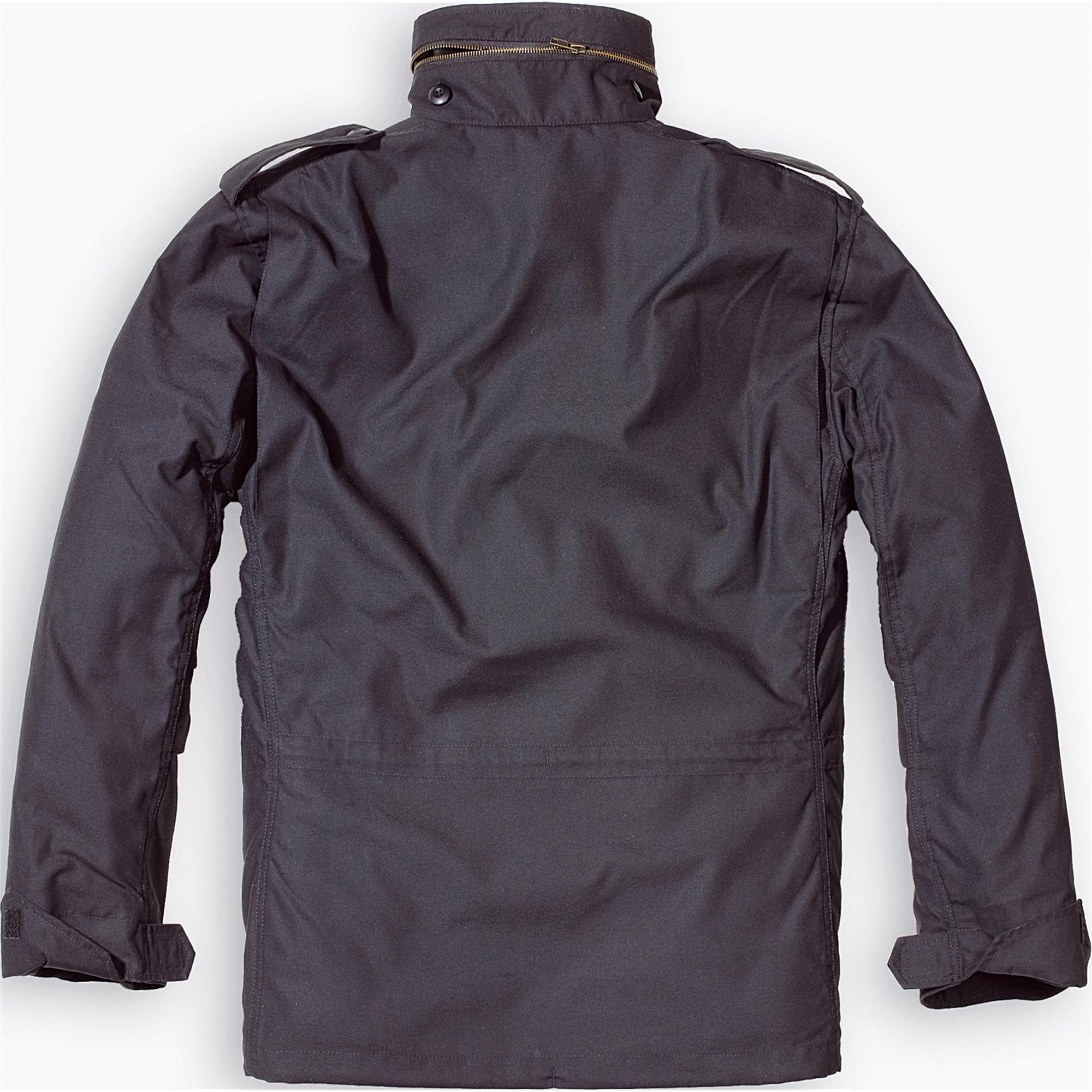 Brandit-M65-Standard-Feldjacke-Herren-2in1-Jacke-Winterjacke-US-Parka-mit-Futter Indexbild 8