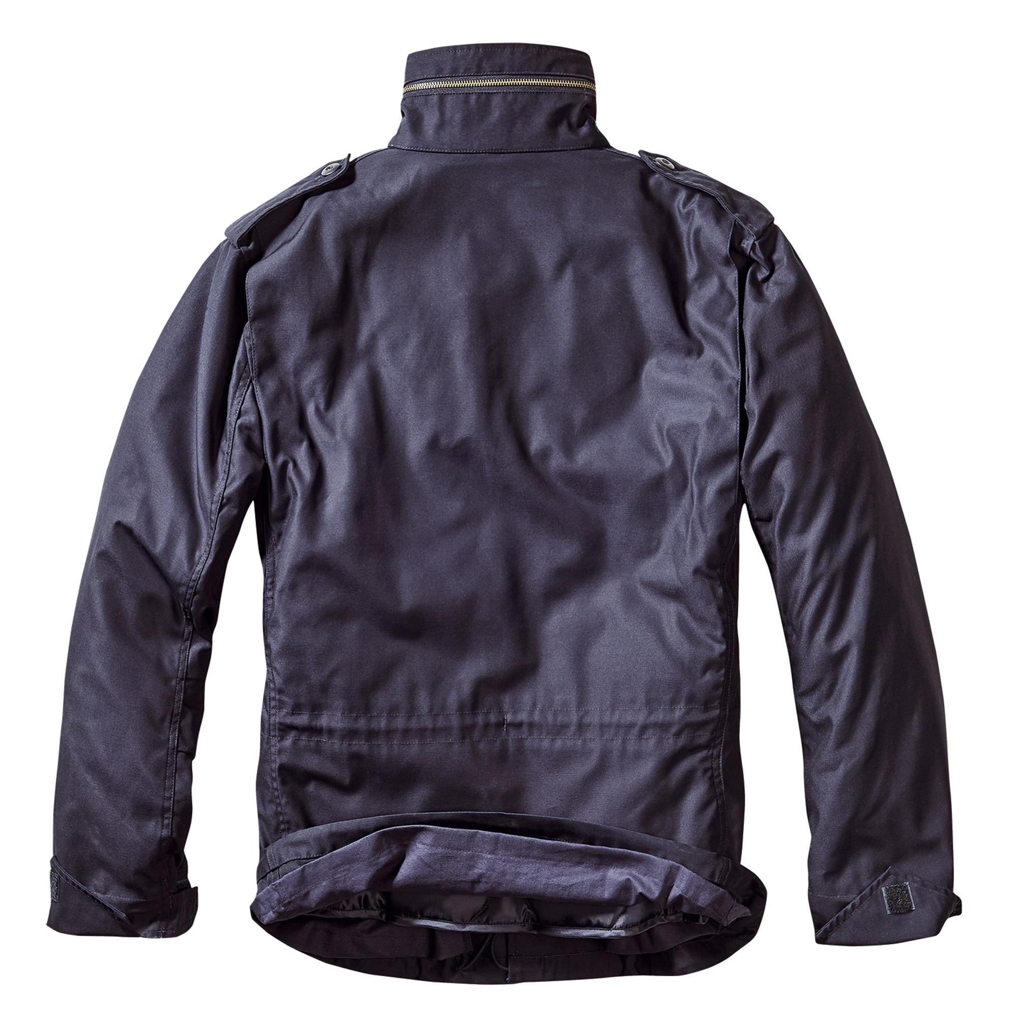 Brandit-M65-Standard-Feldjacke-Herren-2in1-Jacke-Winterjacke-US-Parka-mit-Futter Indexbild 12