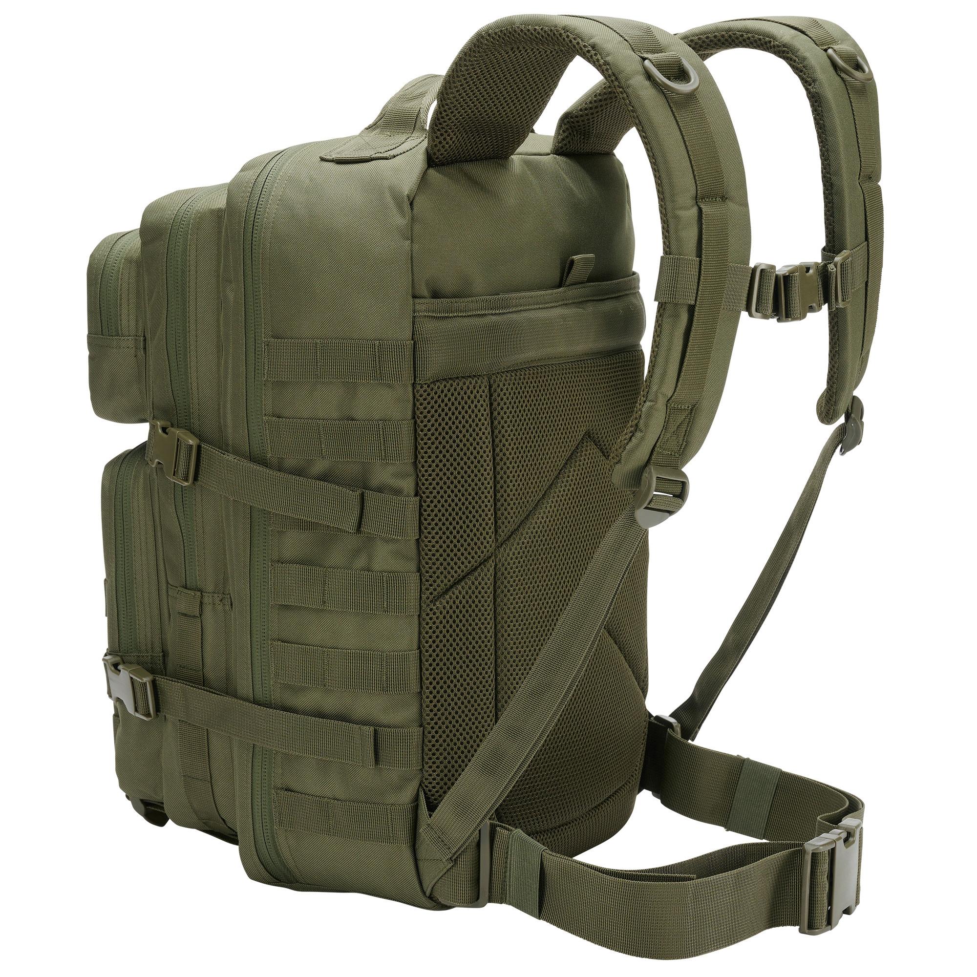 Indexbild 5 - Brandit US Cooper Rucksack Molle Backpack Bundeswehr Armee Wandern Reise Tactica