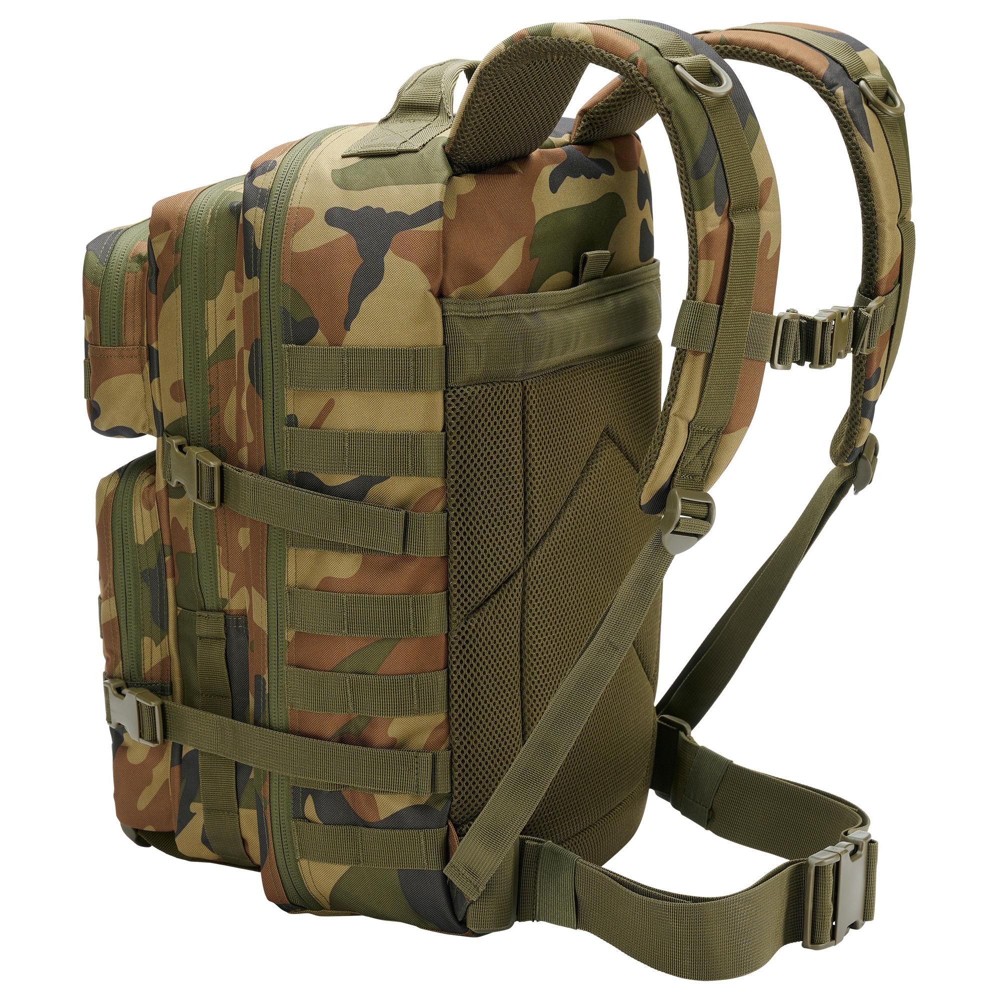 Indexbild 11 - Brandit US Cooper Rucksack Molle Backpack Bundeswehr Armee Wandern Reise Tactica