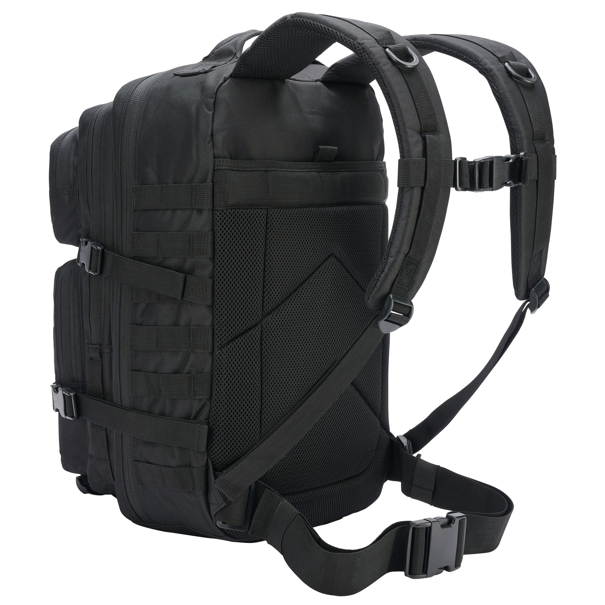 Indexbild 3 - Brandit US Cooper Rucksack Molle Backpack Bundeswehr Armee Wandern Reise Tactica