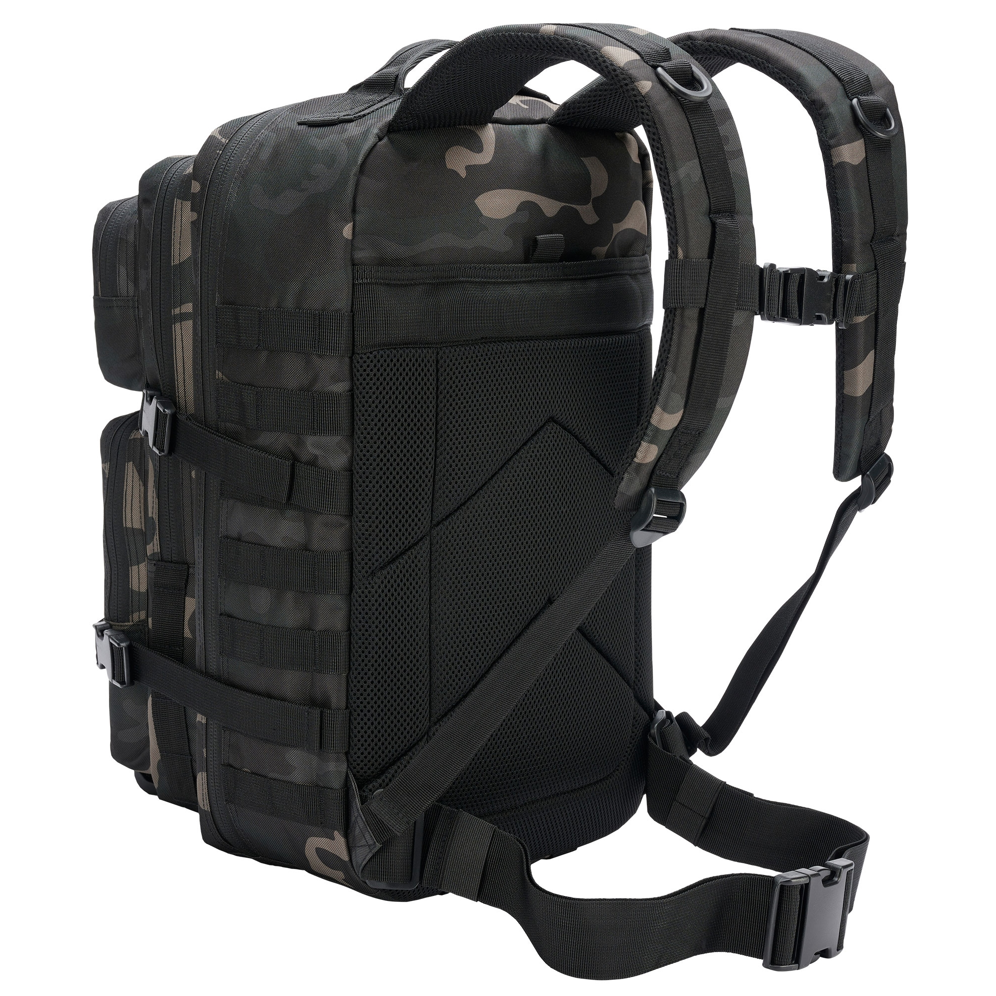Indexbild 9 - Brandit US Cooper Rucksack Molle Backpack Bundeswehr Armee Wandern Reise Tactica