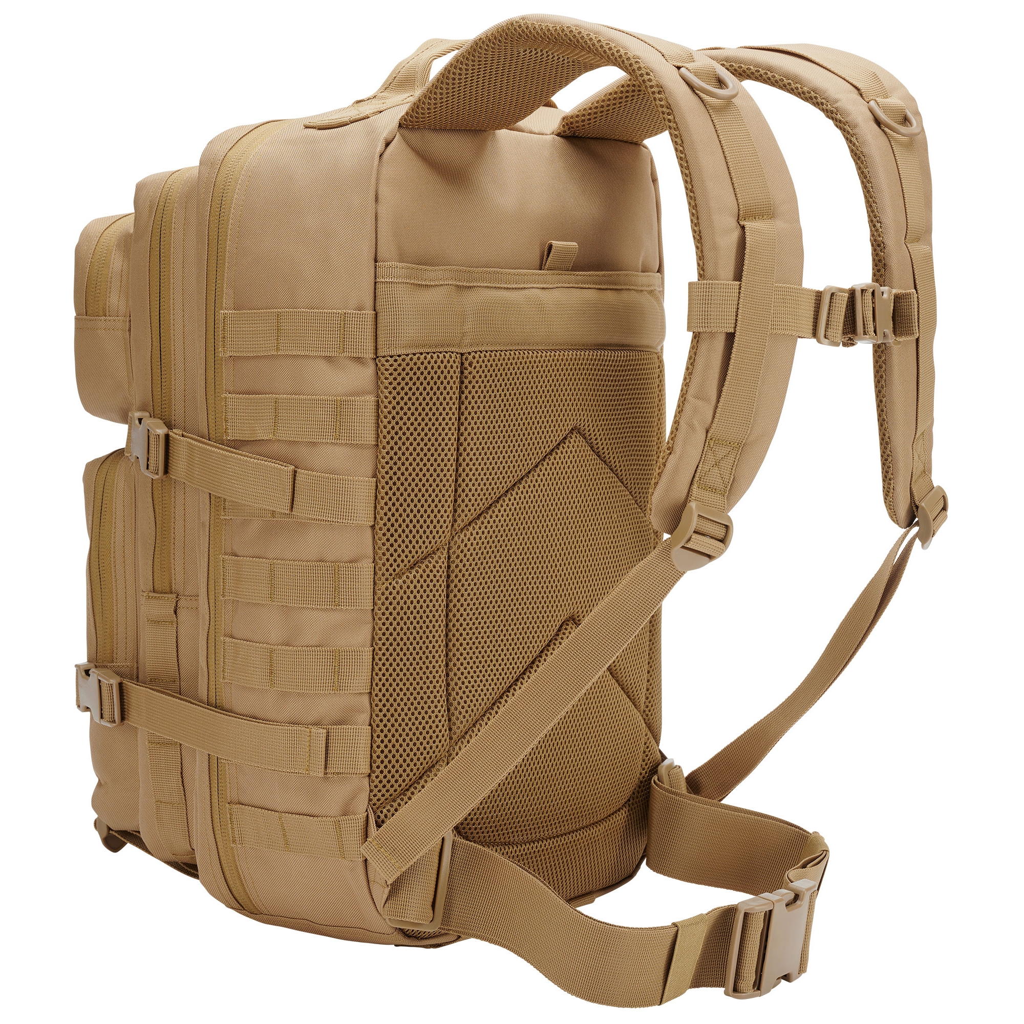 Indexbild 7 - Brandit US Cooper Rucksack Molle Backpack Bundeswehr Armee Wandern Reise Tactica