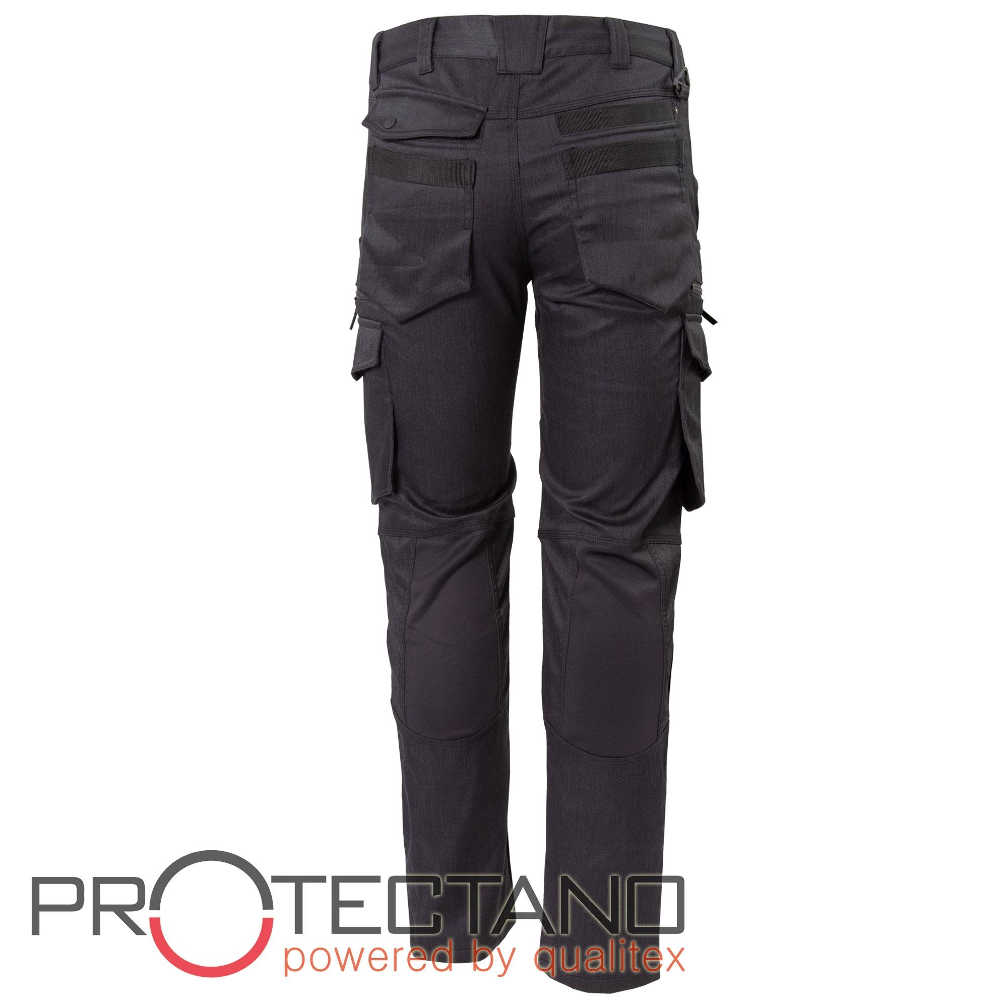 Qualitex-Protectano-Winter-Bundhose-Arbeitshose-Worker-Hose-Cordura-S-3XL Indexbild 9