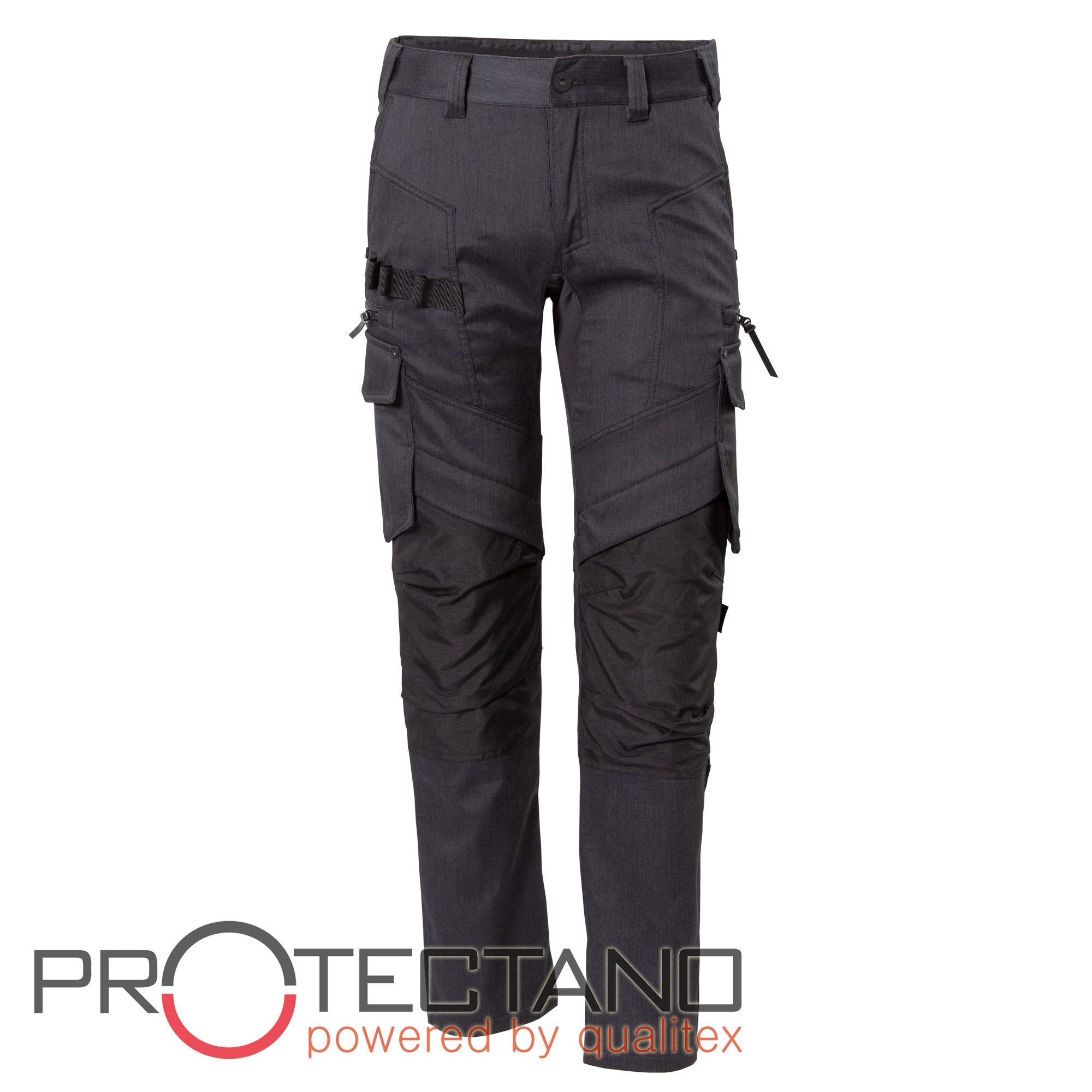 Qualitex-Protectano-Winter-Bundhose-Arbeitshose-Worker-Hose-Cordura-S-3XL Indexbild 8