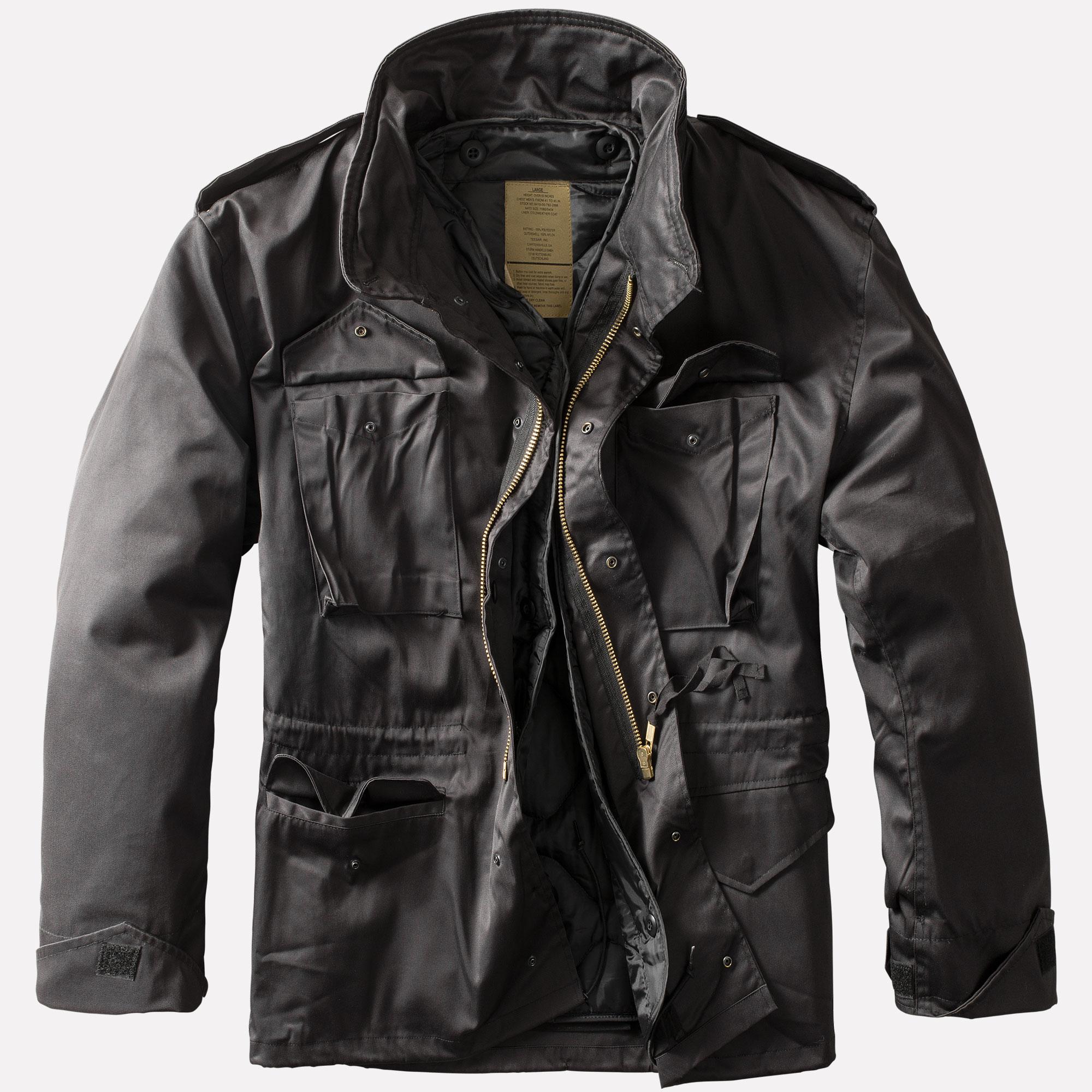 0703c9f7628fe Urbandreamz M65 Field Jacket Bundeswehr Us Army Winter Parka Camo   eBay