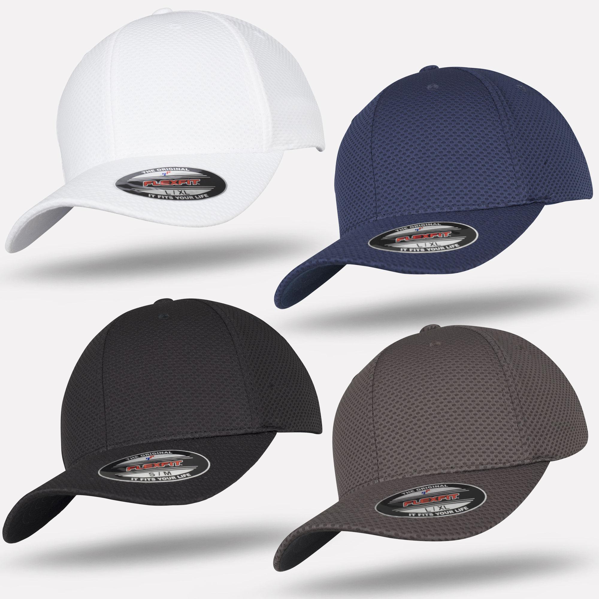 Flexfit ® ORIGINALE Basecap Baseball Cap Berretto Mesh Trucker VISIERA