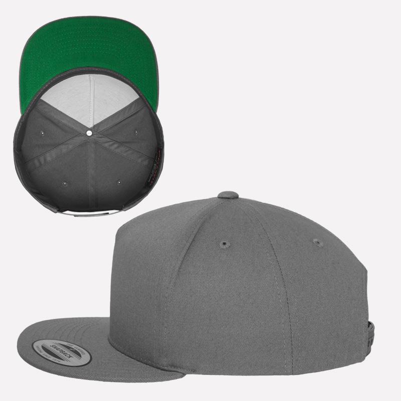 a0b6f379a1d Original FLEXFIT® classic 5 Panel Cap Snapback baseball hat Cap OSFA 6007