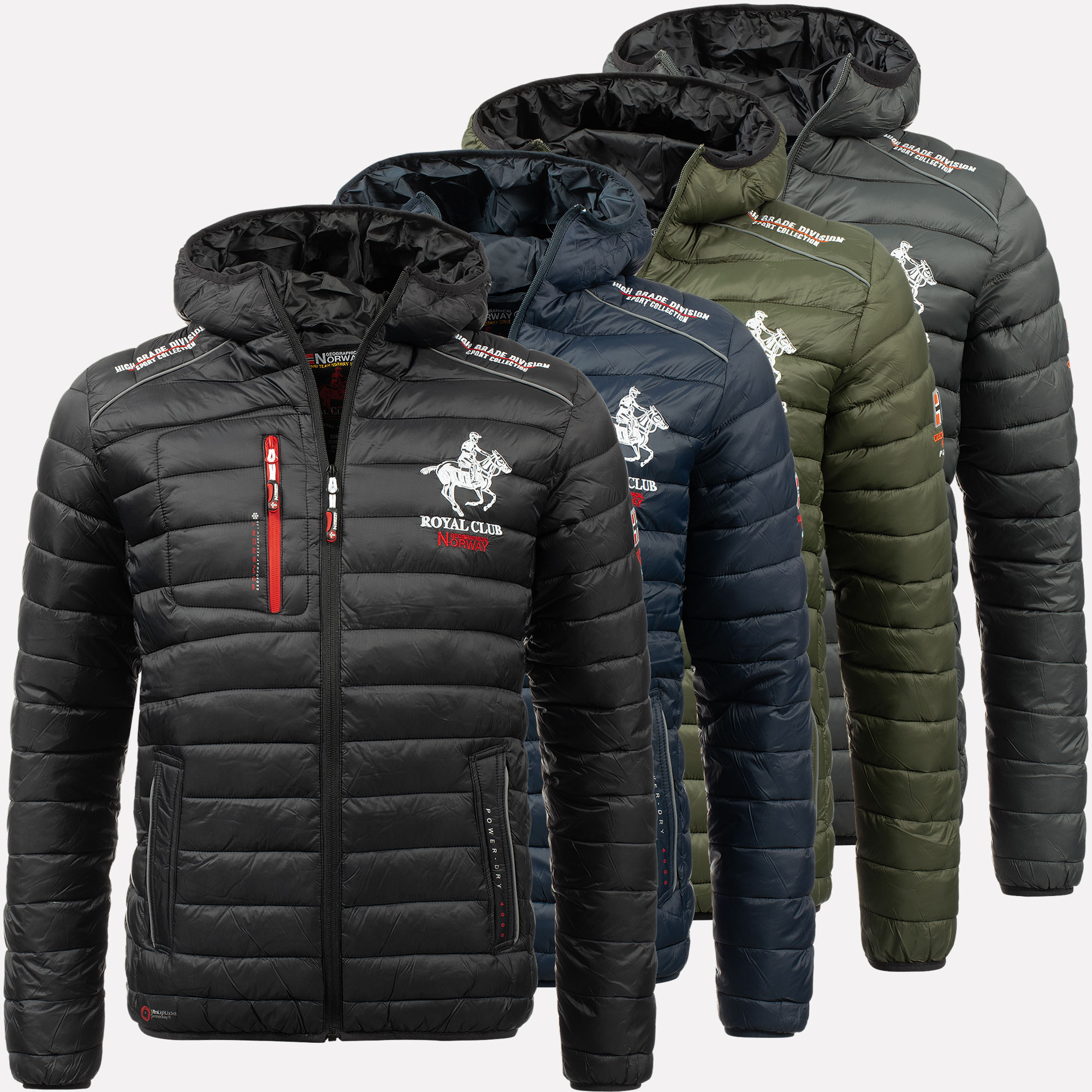 Geographical Norway sehr warm Damen Winterjacke Parka Mantel Jacke warm S-XXL