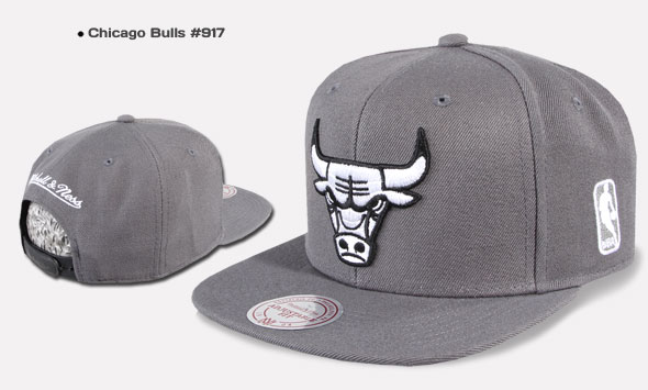 D MITCHELL /& NESS AND SNAPBACK CAP CHICAGO BULLS NETS KINGS  MAGIC HEAT UVM