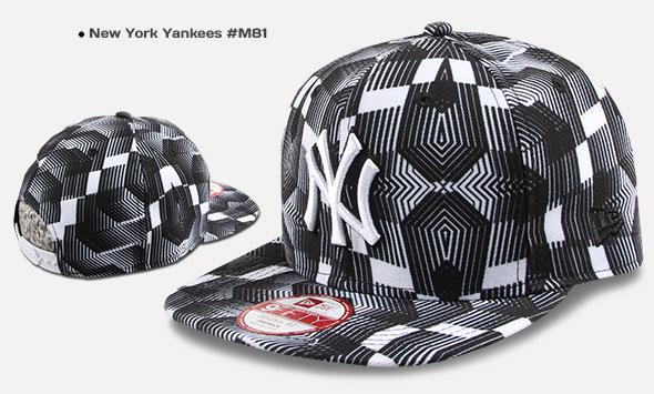 New Era Cap Snapback 9 Fifty New York Yankees Batman
