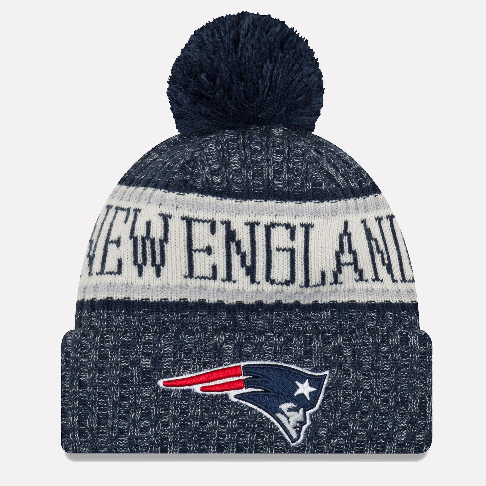 2dc89a65a18785 New Era NFL Sideline Beanie 18/19 Winter Hat Cap Seattle Seahawks ...