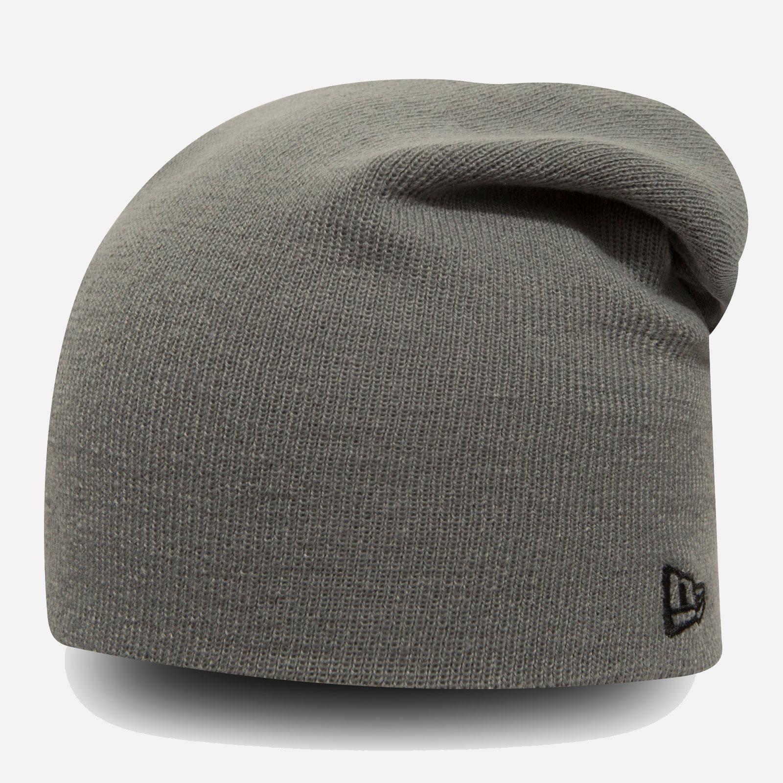 New Era Long Beanie Men s Women s Hat Slouch Trend Skull Knit Unisex ... f1d683a2397d