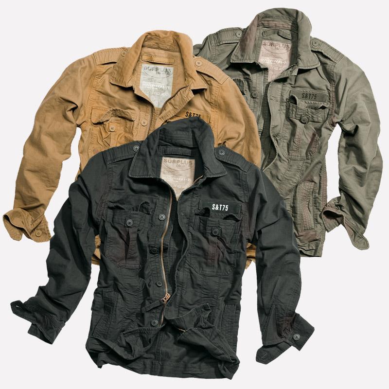 Détails sur Surplus Heritage vintage veste Field Jacket veste de champ us m65 ranger s xxl afficher le titre d'origine