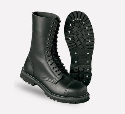 14 Loch Springer Stiefel Gothic Boots