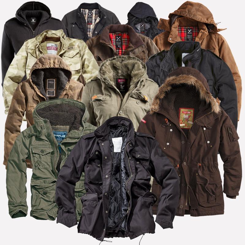 291f9e42a905d2 Surplus Raw Vintage Xylontum™ Winter Jacket   Parkas Ladies ...