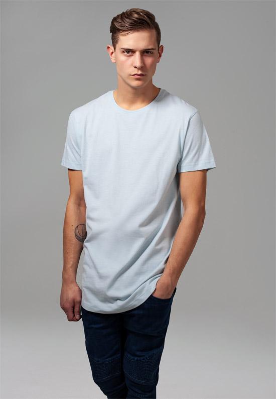 d582fca80798 Urban Classics Herren T-Shirt Shaped Long Tee extra lang oversize Shirt  TB638   eBay